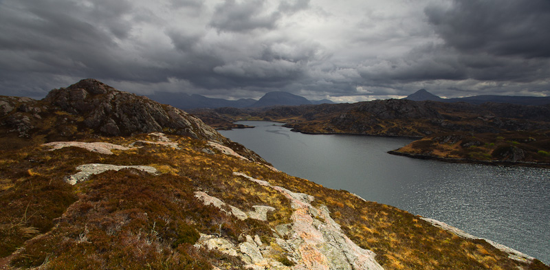Loch a' Chadh-fi © 2011 Greame