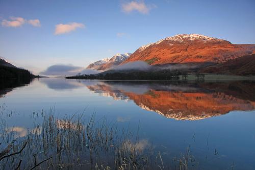 Loch Ceann © 2011 Gordie Broon