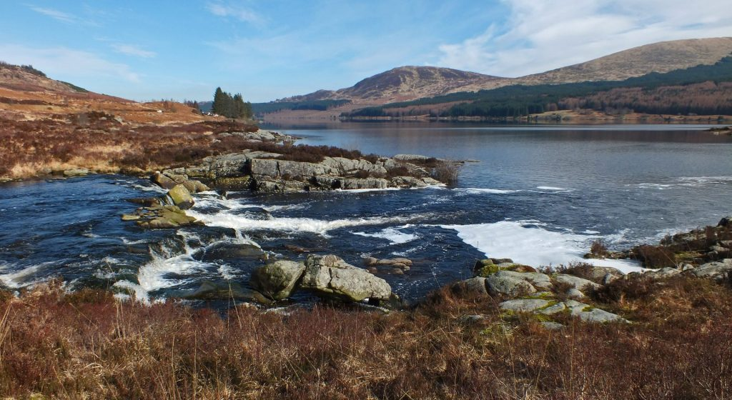 Loch Doon © 2011 Ayrshire Rivers Trust
